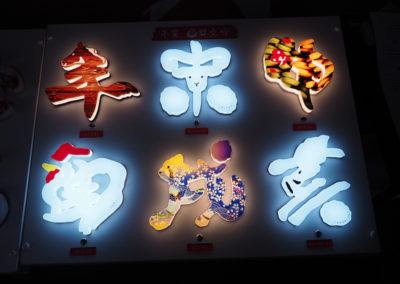LED|発光文字